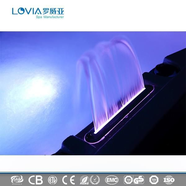 Hot Sale High Quality Acrylic Outdoor  Home Spa For Family
