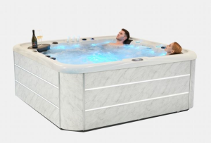 Outdoor Whirlpool Hot Tub Spa ZR801